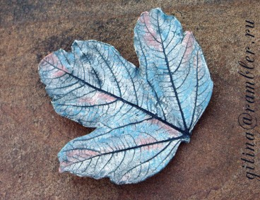 Лист из гипса